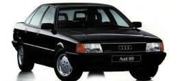 AUDI 100  в кузове C3 08.1982 - 11.1990