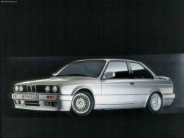 Классическая БМВ 3ой серии в кузове E30 (11/82-8/87) (9/87-12/90)