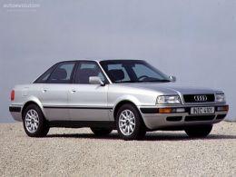 Ауди 80 и Ауди 90 в кузове B4 выпуск  09.1991- 11.1994