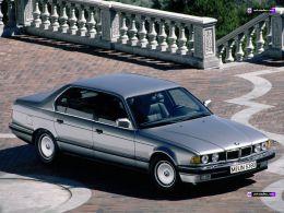 Классическая БМВ 7ой серии в кузове E32 (88-05/94)
